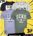 Tshirt Ecko (plusieurs modèles) à 3.33€ @ Sport Outlet