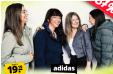 Veste Adidas Neo femme à 19.19€ (plusieurs modèles) @ SportOutlet