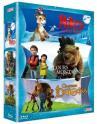 Coffrets 3 Bluray 3 films animation à 3.5€ @ Amazon