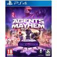Agents of Mayhem Steelbook Edition PS4/Xbox One à 19,99€ @ Micromania