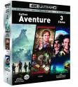 Coffret Blu-ray 4K aventure Jumanji / Jumanji : Bienvenue dans la jungle/ Hook à 19.37€ + offre 2 = 3 @ Amazon