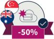 Bon plan  : -50% sur les VPS SSD en Australie et Asie-Pacifique