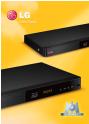 Bon plan  : Lecteur Blu-ray 3D LG BP440 + 4 Blu-ray à 54€ / + 8 Blu-ray à 74€