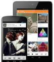 Google Play musique débarque sur vos tablettes et telephone android : 30 jours offerts