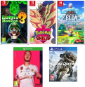 Bon plan Cdiscount : CDAV : Luigi's Mansion 3 ou Pokémon Epee / Bouclier Switch à 39.99€ au lieu de 49.99€ et autres promos