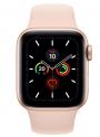 Apple Watch Series 5 (GPS) 40mm bracelet sport rose à 409,99€ @Rakuten