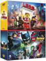 Coffret DVD LEGO La Grande Aventure + LEGO Batman : le Film à 3.99€ au lieu de 10€ @ Amazon