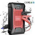 Booster Batterie YABER   800A 12000mAh IP66 avec usb et lampe à 32.49€ au lieu de 49.99€ @ Amazon (vendeur tiers)