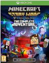 Minecraft: Story Mode - The Complete Adventure (Episodes 1-8) sur Xbox One à 23.22€ au lieu de 34.99€ @ Amazon