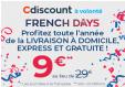 Abonnement Cdiscount à volonté à 9€ au lieu de 29€ @ Cdiscount