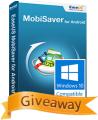 48H Giveaway: Logiciel EaseUS MobiSaver for Android offert @ Easeus