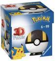 Puzzles 3D Ball 54 p - Hyper Ball / Pokémon à 5.3€ au lieu de 10€ @ Cdiscount