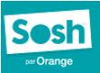 Forfait mobile Sosh illimité + 40Go à 9.99€ par mois au lieu de 24.99€ pendant 12 mois @ SOSH