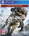 Ghost Recon: Breakpoint - Limited Edition avec contenu exclusif Amazon ou goodies Ps4 et Xbox one à 19.99€ au lieu de 29.99€ @ Amazon