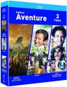 Coffret Blu-Ray Jumanji / Jumanji : Bienvenue dans la jungle/ Hook à 7.76€ @ Amazon