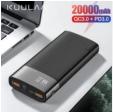 Batterie externe KUULAA - 20000 mAh, USB type C, PD Charge rapideà 15.03€ au lieu de 38.53€ @ Aliexpress
