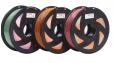Bobine filament PLA arc en ciel pour imprimante 3D 1Kg à 20.33€ port compris (voire 19.55€) @ Aliexpress