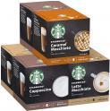 Prime : Promos sur les cafés Starbucks pour Dolce Gusto et Nespresso @ Amazon