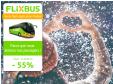 -55% sur vos trajets en France @ Flixbus