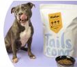 2 semaines de croquettes offertes (2€ de livraison) ou 50% sur votre premier mois @ Tails.com