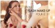 Maquillage gratuit dans les boutiques parisiennes @Guerlain