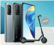Pour la précommande d'un Xiaomi MI10T ou MI10T pro, trottinette mi electric scooter essential offerte d'une valeur de 299€ @Cdiscount / Fnac...