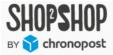 20% de remise sur les colis de plus de 10Kg Shop2shop @ Chronopost