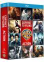 Coffret Blu-ray Collection de 10 films action Warner à 24.33€ @ Amazon