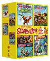 Coffret dvd 4 dessins animés Scooby-Doo (+ 1 figurine lego) à 4.99€ et autres promos BR / Dvd @ Amazon