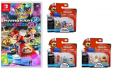 Mario Kart Switch + 3 packs de Micro Figurines Mario à 45.03€ @ Cdiscount