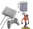 Totaku Crash Bandicoot ou Mug Playstation offert à l'achat d'une Playstation Classic Mini @ Micromania / Cdiscount