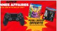 Bon plan Micromania : Spryro Reignited trilogy + 1 jeu Playstation Hits offerts à l'achat d'une Dualshock 4