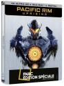 Bon plan Fnac : Sélection de Steelbook 4K en précommande avec avantage adhérent - Ex : Pacific Rim Uprising à 29.99€ (+5€ pour les adhérents)