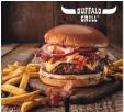 1 burger acheté = 1 offert chez Buffalo Grill @ UberEats