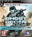 Ghost Recon Future Soldier édition signature