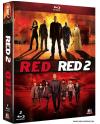 Coffret Blu-Ray Red + Red 2 - 2 films à 7,49 euros @ Amazon