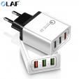 Chargeur USB 3 port dont un QuickCharge à 2,07€ @ Aliexpress