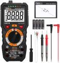 Multimètre TRMS 6000 Points, Thermocouple type K, lampe torche à 18.99€ au lieu de 30.99€ @ Amazon (vendeur tiers)