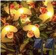 Lot de 2 guirlandes Led extérieures solaires 5m à 8.99€ au lieu de 17.99€ @ Amazon (vendeur tiers)
