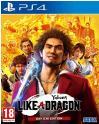 Bon plan Amazon : Yakuza Like A Dragon Day ICHI Edition Ps4 à 29.99€ au lieu de 39.99€