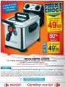 Bon plan  : Friteuse SEB semi pro à 49.50€ (-50%)