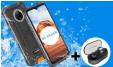 Smartphone résistant Oukitel W8pro 4Go / 64Go NFC + Ecouteurs TWS à 95.3€ au lieu de 175.5€ @ Aliexpress