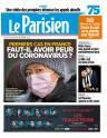 Journal Le Parisien gratuit ce jour en format numérique