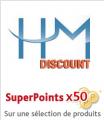 Superpoints de x5 à x50 chez 13 marchands @ Priceminister