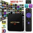Bon plan eBay : MX10 PRO Smart TV Box Android 9 Allwinner H6 UHD 4K Media Player 6K 4 Go + 32 Go à 29,99€