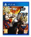 Dragon Ball Xenoverse + Dragon Ball Xenoverse 2 Compilation sur PS4 à 27.99€ au lieu de 49.99€ @ Amazon