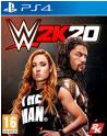 Bon plan Amazon : WWE 2K20 sur PS4 à 19.99€ au lieu de 34.99€