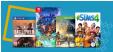 Sélection de jeux vidéo en promotion @ Fnac