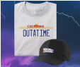 Casquette & T-Shirt Retour vers le futur à 17,99€ + Livraison Offerte @ Zavvi