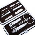 Bon plan Gearbest : Set manucure 2 coupes ongles + 1 paire de ciseaux + 4 outils à  0.58€ port compris